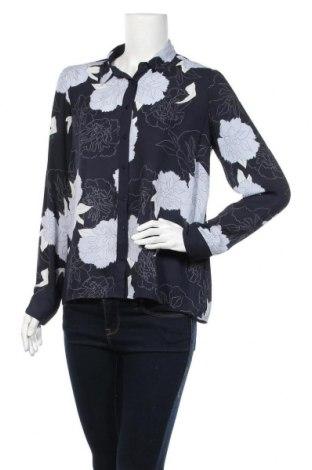 Γυναικείο πουκάμισο Soya Concept, Μέγεθος M, Χρώμα Μπλέ, Πολυεστέρας, Τιμή 9,35€