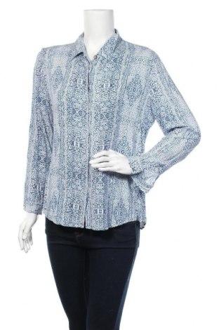 Γυναικείο πουκάμισο Steeam Bee Inspired, Μέγεθος XL, Χρώμα Μπλέ, Βισκόζη, Τιμή 3,90€