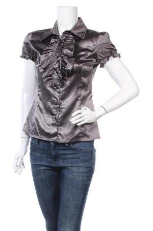Дамска риза Storm, Размер S, Цвят Сив, Цена 4,46лв.