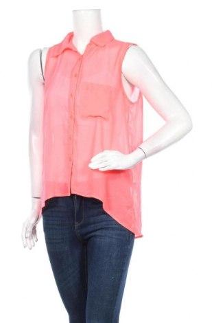 Дамска риза Tally Weijl, Размер M, Цвят Розов, Полиестер, Цена 4,73лв.