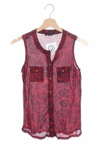 Дамска риза The Limited, Размер XS, Цвят Червен, Полиамид, Цена 11,03лв.