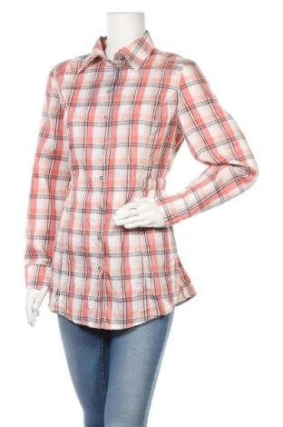 Дамска риза Top Secret, Размер L, Цвят Многоцветен, 69% памук, 30% полиамид, 1% еластан, Цена 18,27лв.