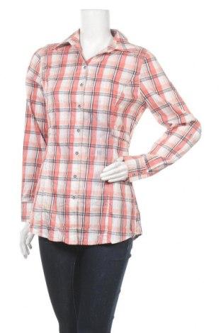 Дамска риза Top Secret, Размер M, Цвят Многоцветен, 69% памук, 30% полиамид, еластан, Цена 8,93лв.