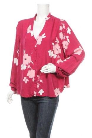 Дамска риза V by Very, Размер XXL, Цвят Розов, Вискоза, Цена 12,50лв.