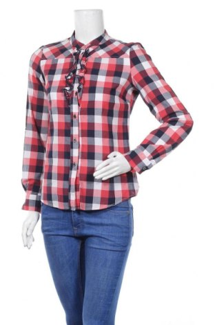 Дамска риза Vero Moda, Размер S, Цвят Многоцветен, Памук, Цена 12,00лв.