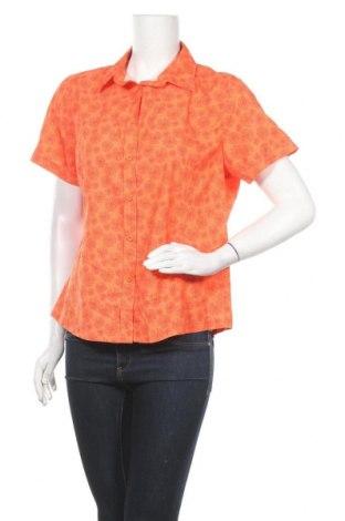 Дамска риза Vittorio Rossi, Размер L, Цвят Оранжев, Цена 16,07лв.