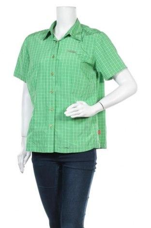 Дамска риза Vittorio Rossi, Размер XL, Цвят Зелен, Полиестер, Цена 7,56лв.