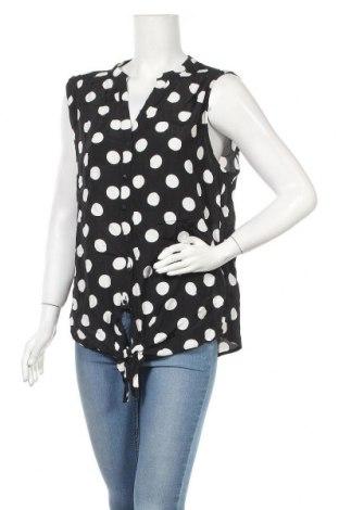 Дамска риза Wallis, Размер XL, Цвят Черен, Вискоза, Цена 10,40лв.