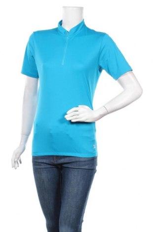 Дамска тениска, Размер M, Цвят Син, Цена 4,73лв.