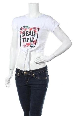 Дамска тениска, Размер S, Цвят Бял, Цена 8,03лв.