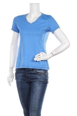 Дамска тениска, Размер M, Цвят Син, Цена 4,46лв.