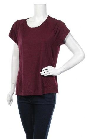 Дамска тениска Active By Tchibo, Размер M, Цвят Червен, 88% полиестер, 12% еластан, Цена 7,14лв.