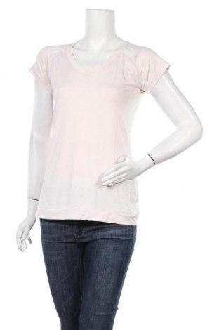 Дамска тениска Active By Tchibo, Размер S, Цвят Екрю, 92% полиестер, 8% еластан, Цена 4,73лв.