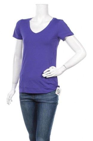 Дамска тениска Active By Tchibo, Размер S, Цвят Син, Цена 7,14лв.
