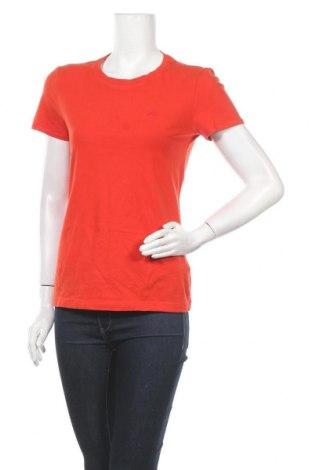 Γυναικείο t-shirt Adidas, Μέγεθος XS, Χρώμα Κόκκινο, 95% βαμβάκι, 5% ελαστάνη, Τιμή 6,24€