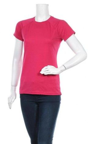 Дамска тениска Atrium, Размер S, Цвят Розов, Полиестер, Цена 6,72лв.