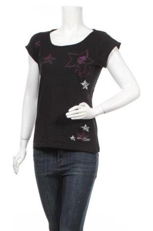 Дамска тениска Blind Date, Размер L, Цвят Черен, Памук, Цена 11,60лв.