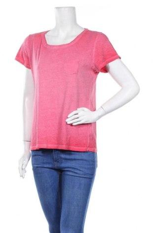 Дамска тениска Blue Motion, Размер M, Цвят Розов, Памук, Цена 10,08лв.