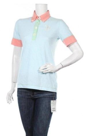 Дамска тениска Bogner, Размер M, Цвят Син, Памук, Цена 76,76лв.