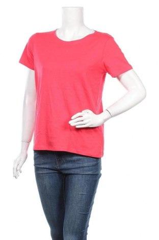Дамска тениска C&A, Размер M, Цвят Розов, Памук, Цена 5,88лв.
