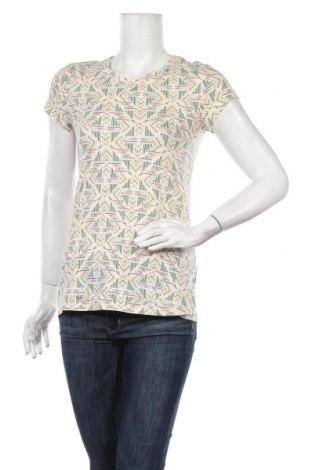 Дамска тениска Clockhouse, Размер L, Цвят Многоцветен, 95% памук, 5% еластан, Цена 8,82лв.
