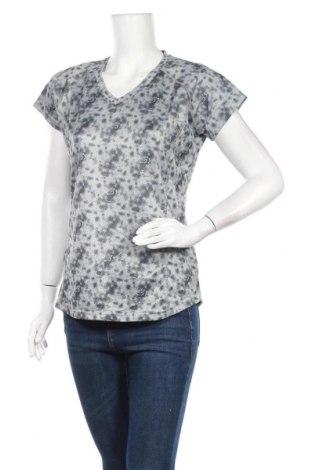 Дамска тениска Crivit, Размер L, Цвят Сив, 82% полиестер, 18% еластан, Цена 4,57лв.