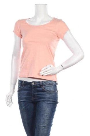 Дамска тениска Esmara, Размер XS, Цвят Розов, Памук, Цена 5,88лв.