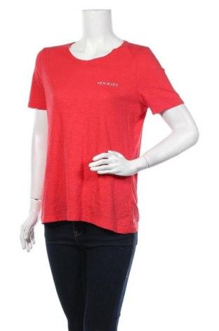 Дамска тениска Marc O'Polo, Размер M, Цвят Розов, Памук, Цена 19,44лв.