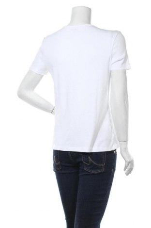 Дамска тениска Montego, Размер L, Цвят Бял, Памук, Цена 9,88лв.