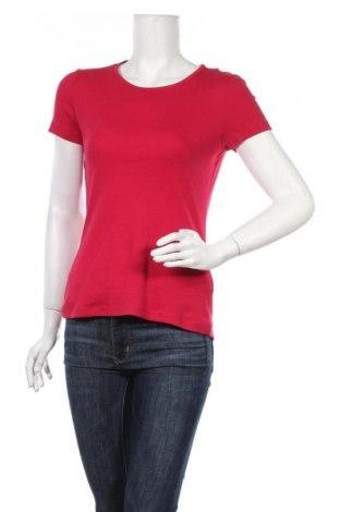 Γυναικείο t-shirt Montego, Μέγεθος S, Χρώμα Ρόζ , Βαμβάκι, Τιμή 6,03€