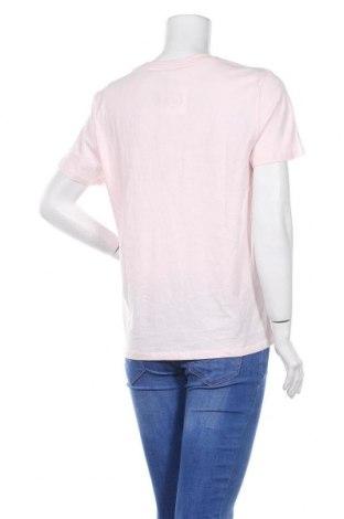 Дамска тениска ONLY, Размер L, Цвят Розов, Памук, Цена 14,50лв.