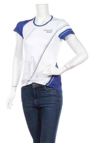 Дамска тениска Owayo, Размер S, Цвят Бял, Полиестер, Цена 3,34лв.