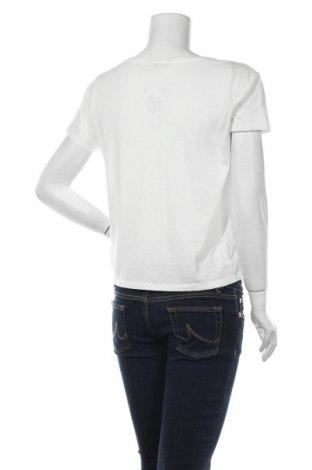 Дамска тениска Review, Размер M, Цвят Бял, 50% памук, 50% модал, Цена 14,62лв.