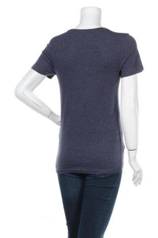 Дамска тениска Review, Размер XS, Цвят Син, 60% памук, 40% полиестер, Цена 11,18лв.