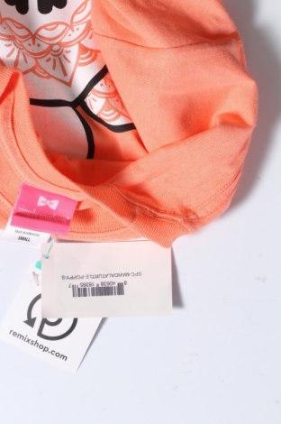 Дамска тениска Simply Southern, Размер S, Цвят Оранжев, Памук, Цена 16,65лв.