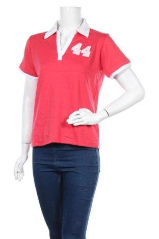 Дамска тениска X-Mail, Размер L, Цвят Розов, Памук, Цена 8,51лв.