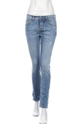Dámské džíny  At.P.Co, Velikost M, Barva Modrá, Cena  450,00Kč