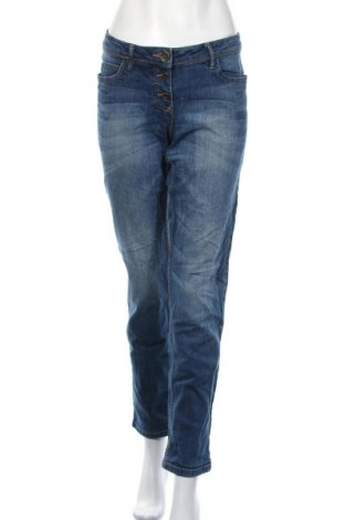 Γυναικείο Τζίν Blue Motion, Μέγεθος L, Χρώμα Μπλέ, 98% βαμβάκι, 2% ελαστάνη, Τιμή 16,66€