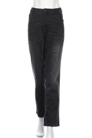 Γυναικείο Τζίν C&A, Μέγεθος XL, Χρώμα Μαύρο, 82% βαμβάκι, 17% πολυεστέρας, 1% ελαστάνη, Τιμή 9,29€