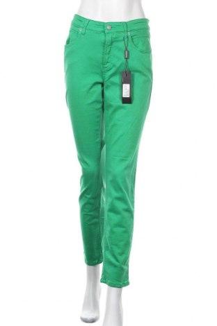 Дамски дънки Cambio, Размер L, Цвят Зелен, 94% памук, 4% полиестер, 2% еластан, Цена 111,75лв.
