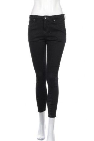 Дамски дънки Edc By Esprit, Размер M, Цвят Черен, 81% памук, 16% полиестер, 3% еластан, Цена 28,50лв.