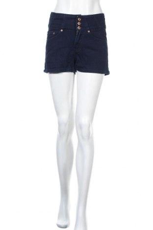 Γυναικείο κοντό παντελόνι Fb Sister, Μέγεθος S, Χρώμα Μπλέ, Τιμή 9,29€