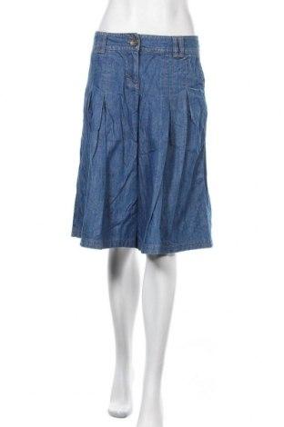 Γυναικείο κοντό παντελόνι Forest, Μέγεθος M, Χρώμα Μπλέ, Βαμβάκι, Τιμή 11,11€