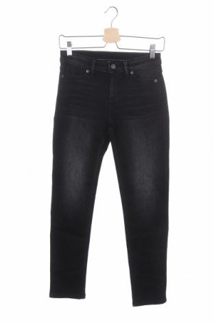 Дамски дънки Indigo, Размер XS, Цвят Черен, Цена 17,36лв.