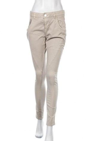 Дамски дънки MOS MOSH, Размер S, Цвят Бежов, 98% памук, 2% еластан, Цена 15,44лв.