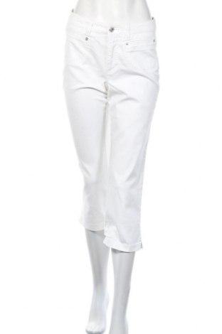 Дамски дънки Mac, Размер S, Цвят Бял, 98% памук, 2% еластан, Цена 7,09лв.