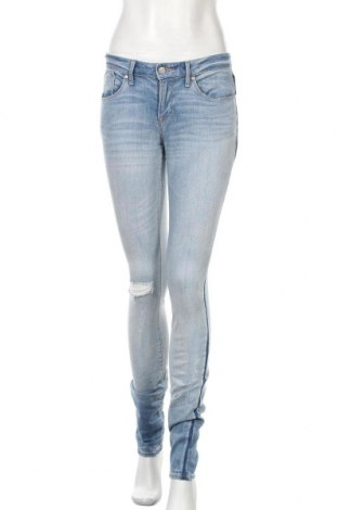 Дамски дънки Marc By Marc Jacobs, Размер S, Цвят Син, 98% памук, 2% еластан, Цена 88,50лв.