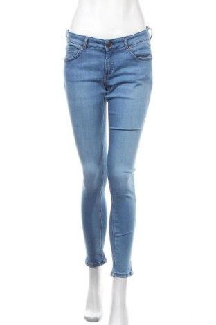 Дамски дънки Marc O'Polo, Размер L, Цвят Син, 91% памук, 9% еластан, Цена 119,25лв.