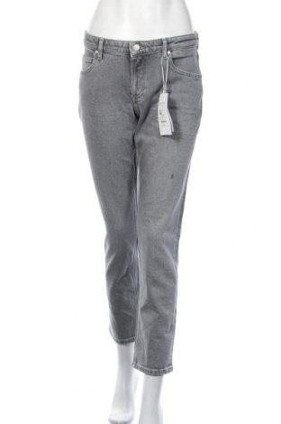 Дамски дънки Marc O'Polo, Размер L, Цвят Сив, 99% памук, 1% еластан, Цена 111,72лв.