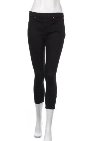 Дамски дънки New Look, Размер M, Цвят Черен, 71% памук, 25% полиестер, 4% еластан, Цена 27,30лв.